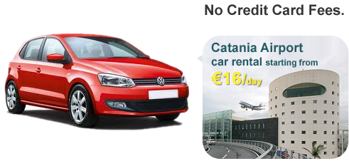 Catania Airport Car Rental